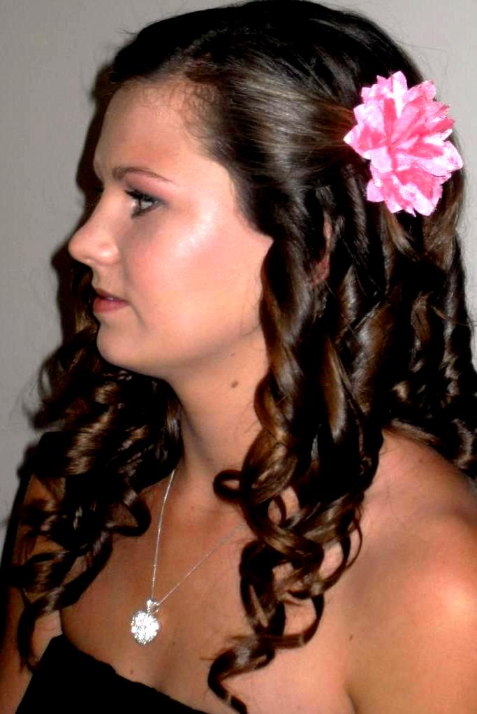 Semi formal hair and makeup in Brisbane